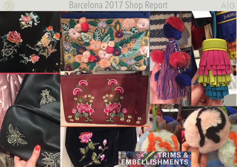 Barcelona Shope Report