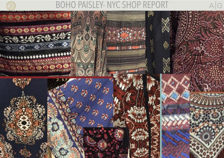 NYC Boho Paisley